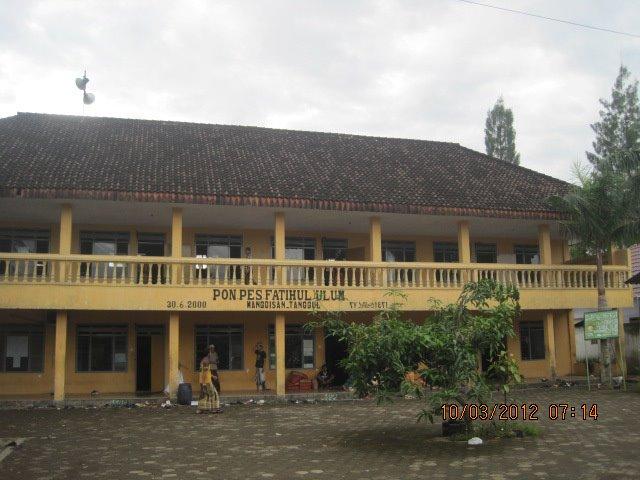 FUDc Gedung 2012